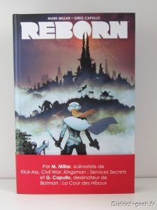 Comics Reborn par Mark Millar & Greg Capullo
