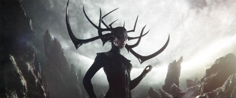 Thor Ragnarok - Hela - Cate Blanchett