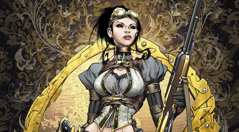 Critique Lady Mechanika Cycle 1 #0-5