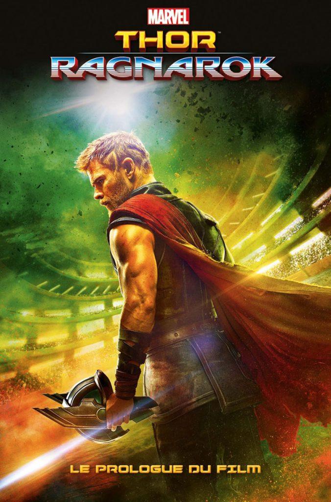 Thor Ragnarok Prologue