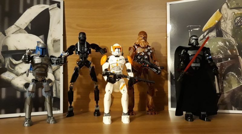 Lego – Star Wars Buildable Figures