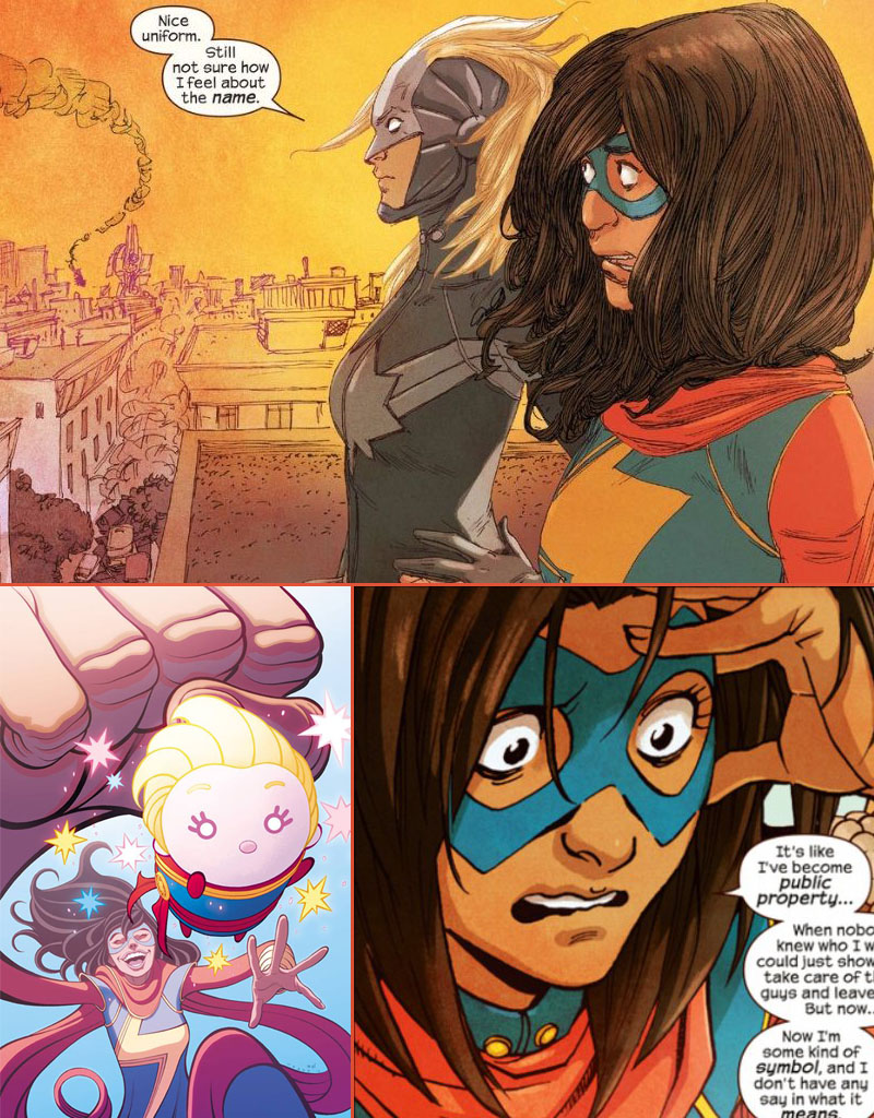 MS Marvel - Comics