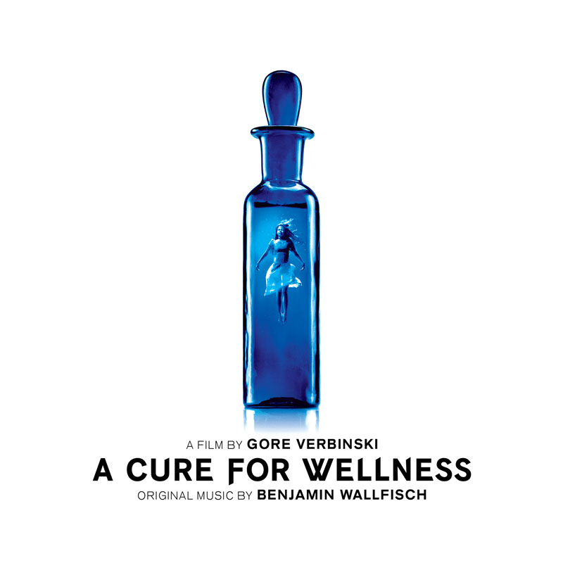 A cure for Wellness Soundtrack