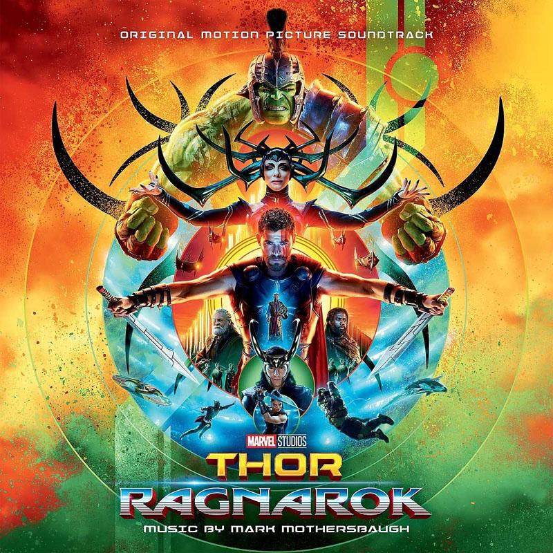 Thor Ragnarok Soundtrack