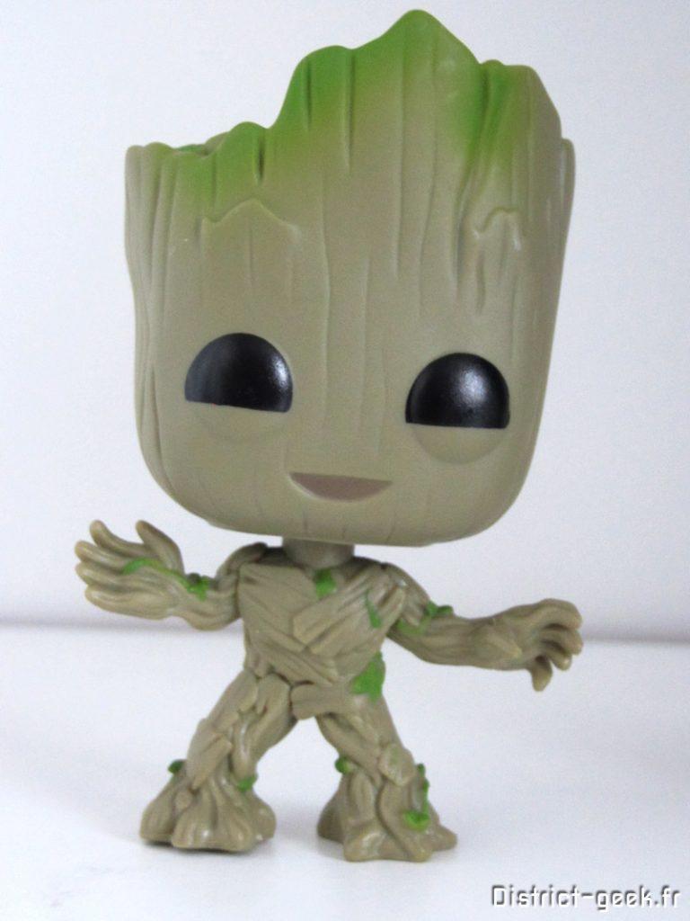 Toy Pop Baby Groot