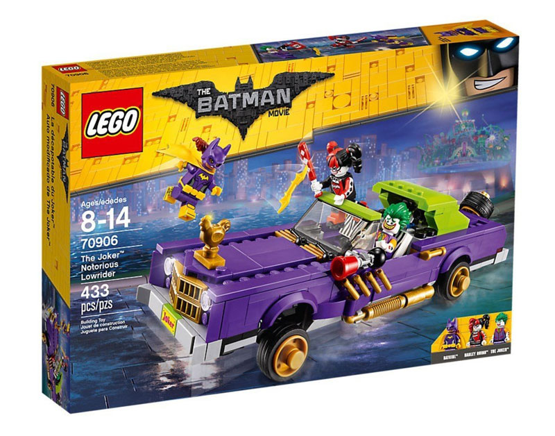 70906 - The Joker Notorious Lowrider