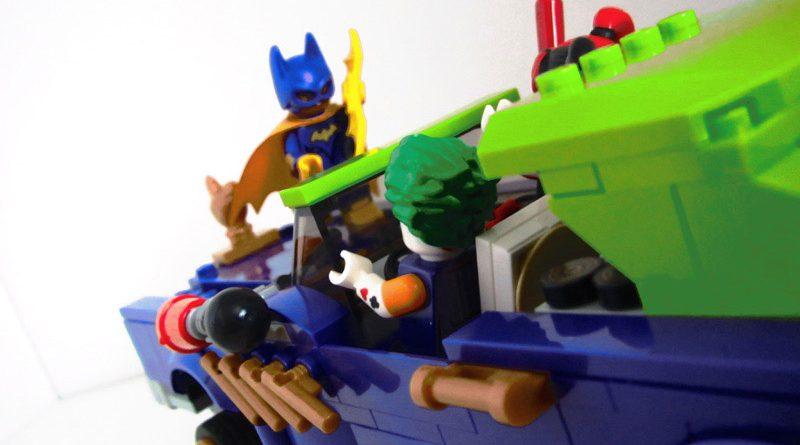 Lego Batman The Movie - 70906 The Joker Notorious Lowrider