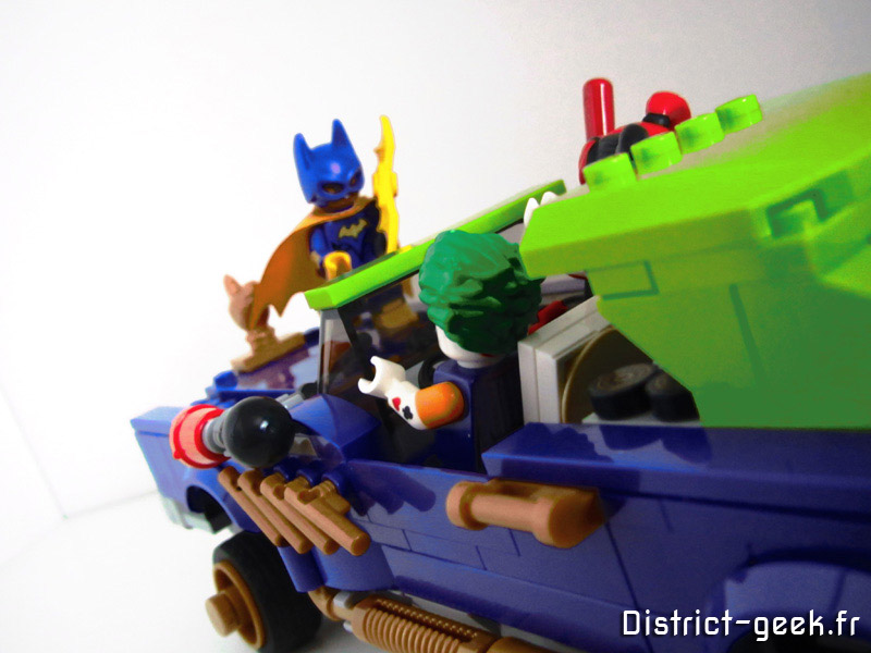 Lego Batman The Movie - 70906 The Joker Notorious Lowrider