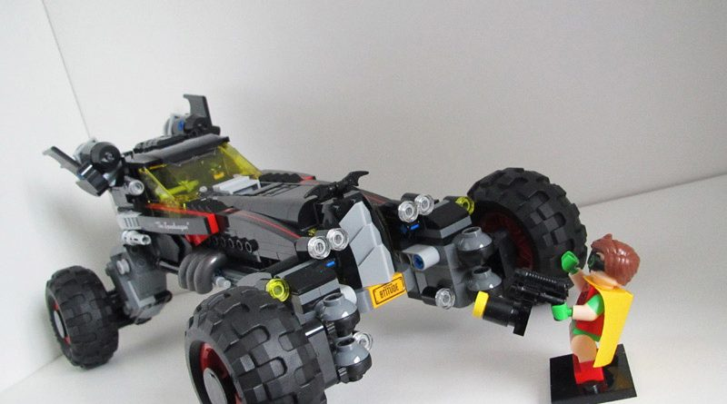 Lego Batman The Movie - 70905 La Batmobile