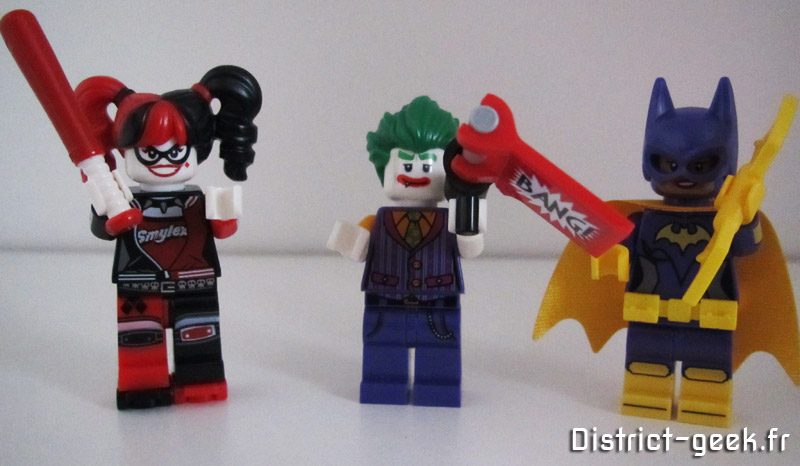 70906 - The Joker Notorious Lowrider - Minifig