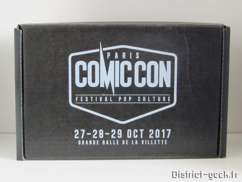 Box Paris Comic Con 2017