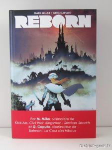 Comics Reborn par Mark Millar & Greg Capullo