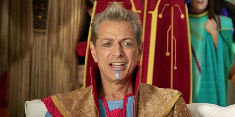 Thor Ragnarok - Grand Master - Jeff Goldblum