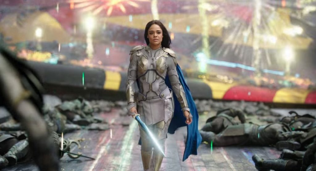 Thor Ragnarok - Tessa Thompson - Valkyrie