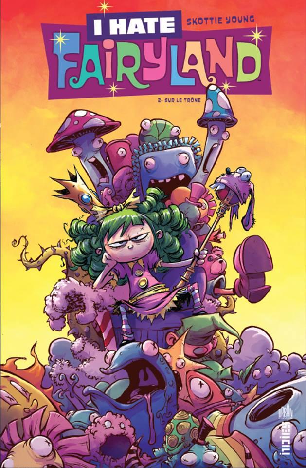 I hate Fairyland - tome 2
