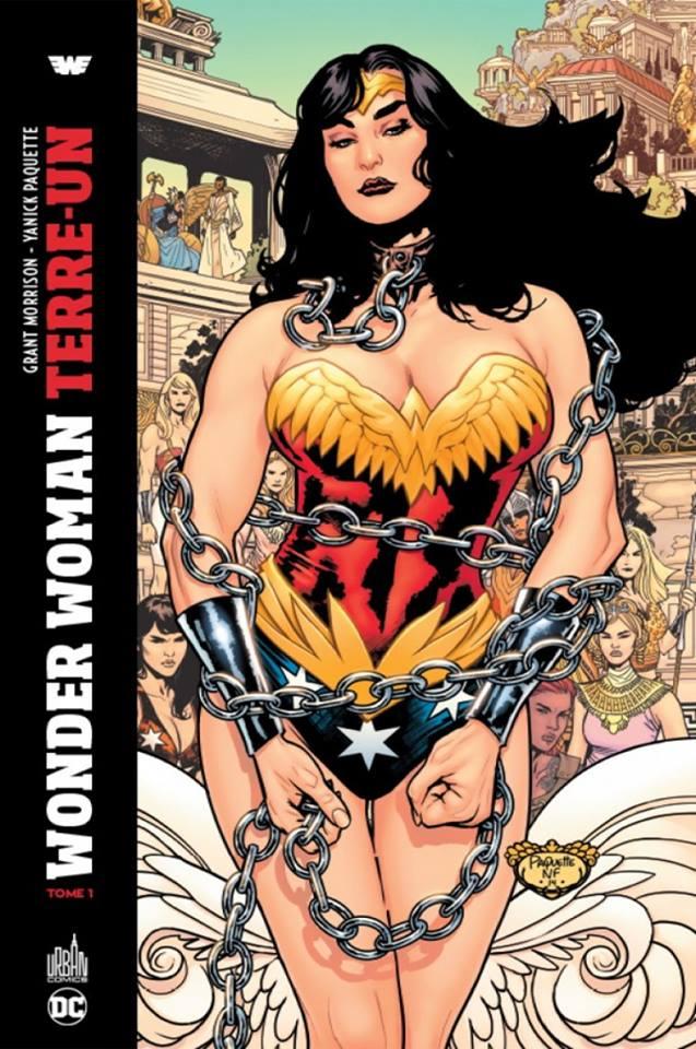 Wonder Woman - Terre-Un