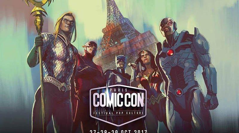 Affiche Comic Con 2017