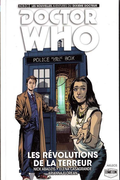 Doctor Who, les nouvelles aventures du dixième docteur - Les Révolutions de la terreur