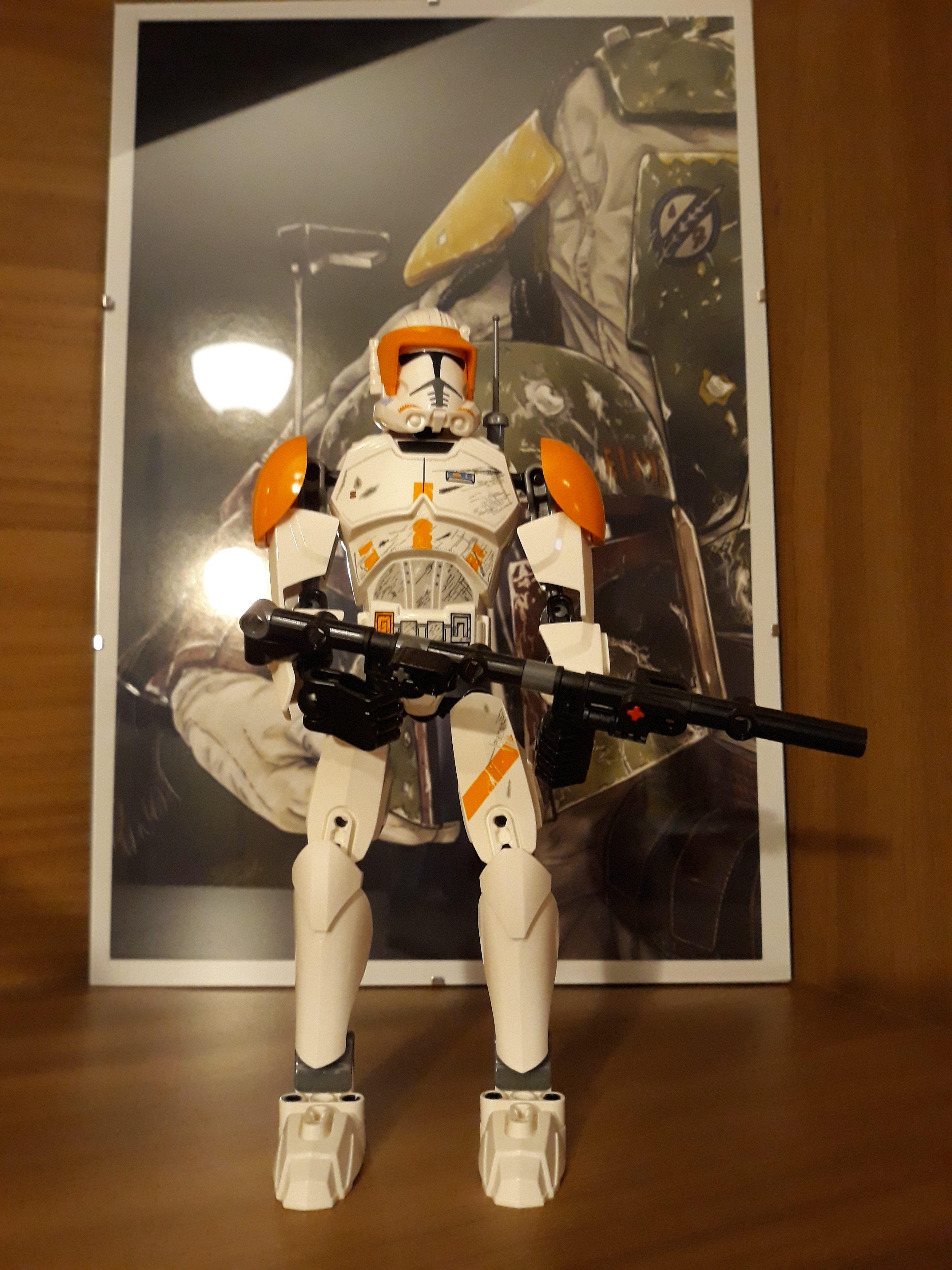 75108 - Commandant Clone Cody