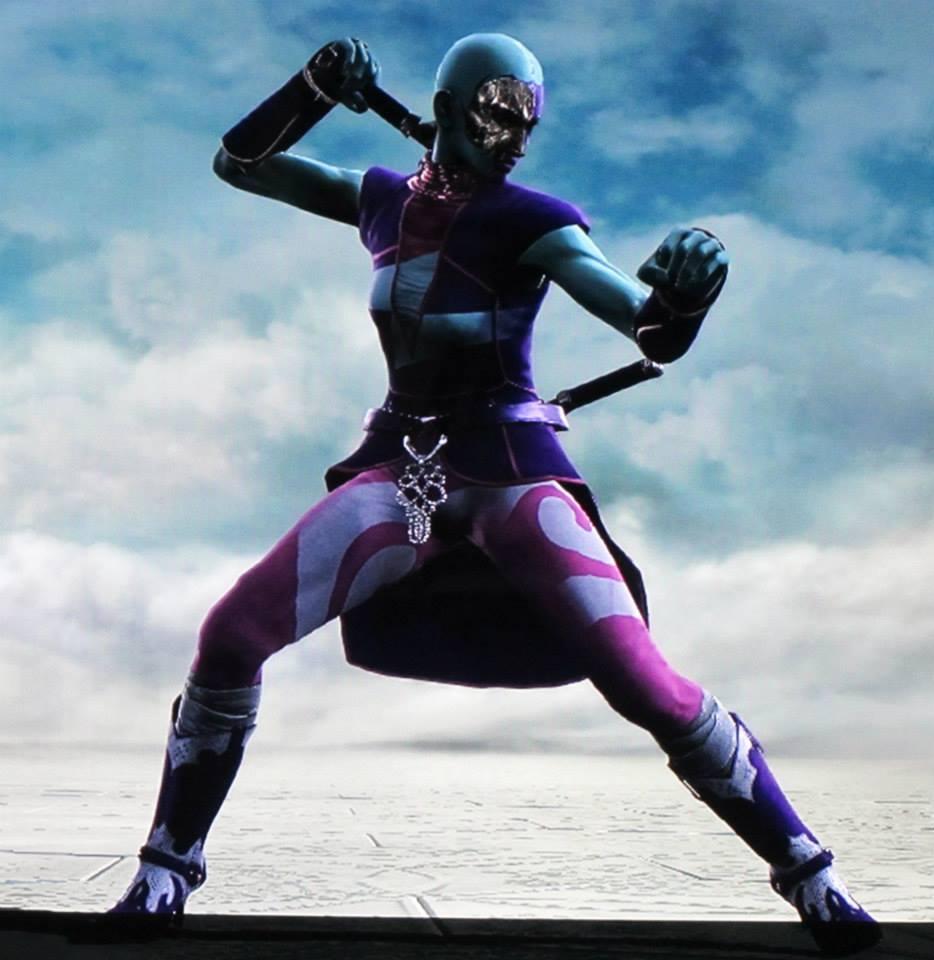 Création Soul Calibur V : Nebula (Les Gardiens de la Galaxie)
