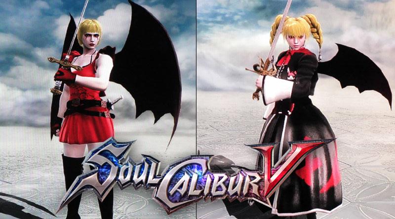 Outil de création de personnages Soul Calibur V