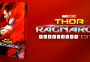 Steelbook Thor Ragnarok
