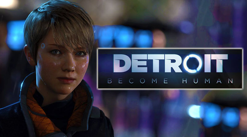Visuel Detroit Become Human