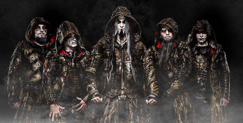 Dimmu Borgir, photo du groupe