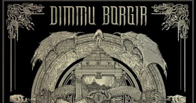Dimmu Borgir - Bandeau Eonian
