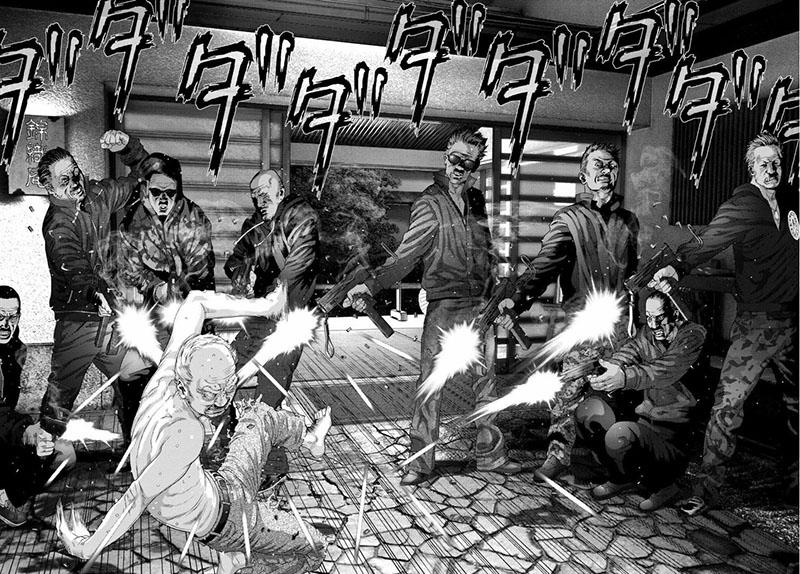 Last Hero Inuyashiki - extrait