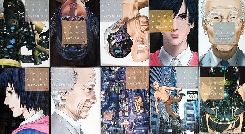 Last Hero Inuyashiki : l'intégrale en 10 tomes