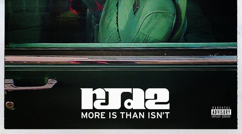 RJD2 - More is than isn't - bandeau
