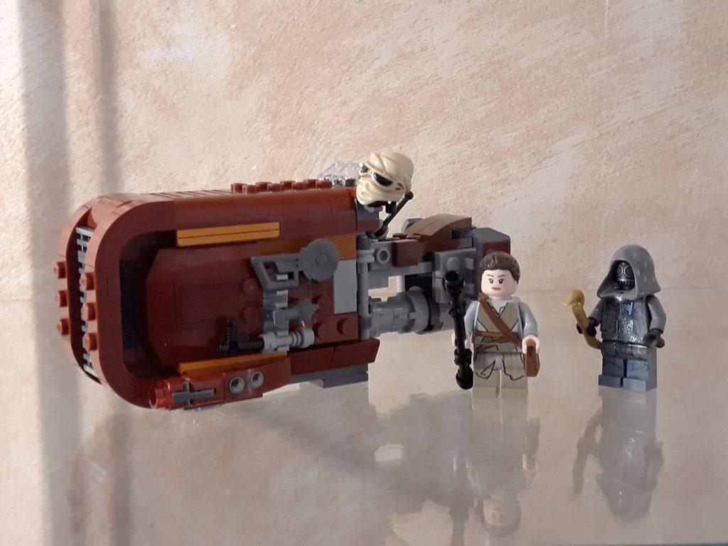 75099 - Rey's Speeder