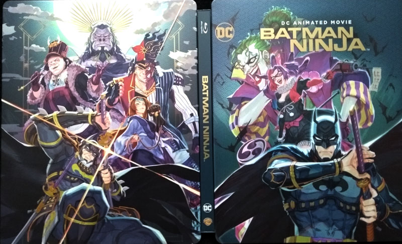 Batman Ninja - Steelbook