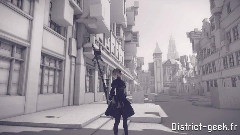 Nier Automata - image du jeu