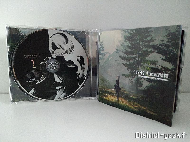 Nier Automata - cd 1