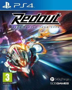 Redout - visuel version PS4