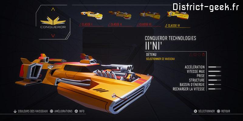 Ecurie Conqueror Technologies