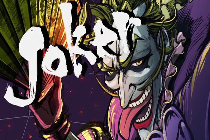 Batman Ninja - Joker