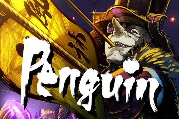 Batman Ninja - Pingouin
