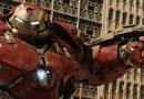 L'amure Hulkbuster dans le film Avengers : l'ère d'Ultron
