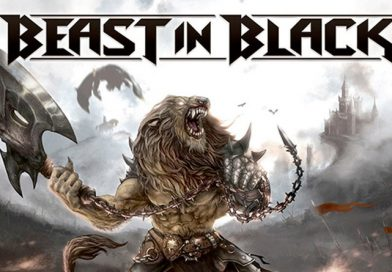 The Beast is back : the Beast in Black