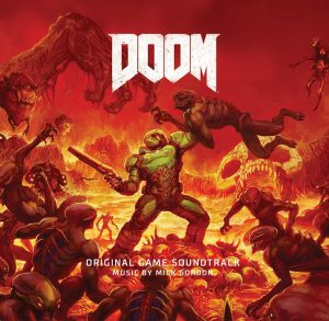 DOOM - Pochette CD