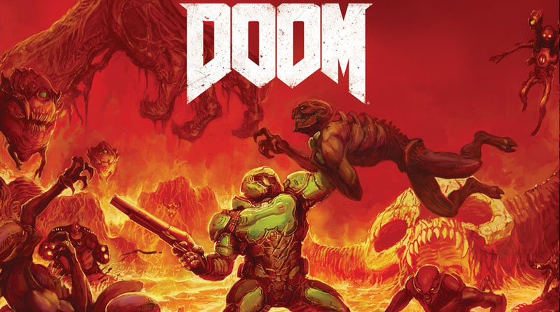 DOOM - Original Game Soundtrack - Music by Mick Gordon