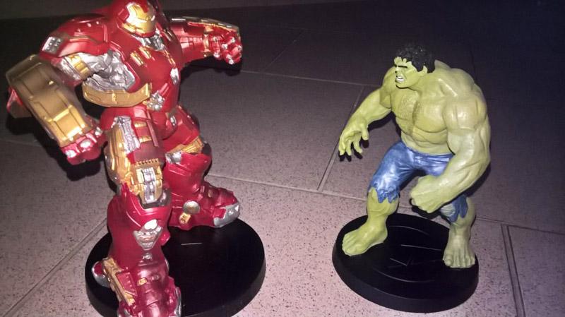 Hulkbuster - Eaglemoss