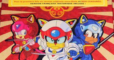 Samurai Pizza Cats - L'intégrale - édition collector limitée