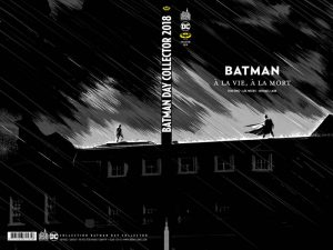 Batman Day Collector 2018 © Urban Comics