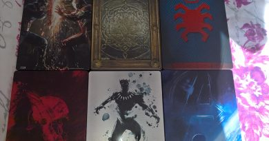 Marvel Phase 3 - blu ray steelbooks