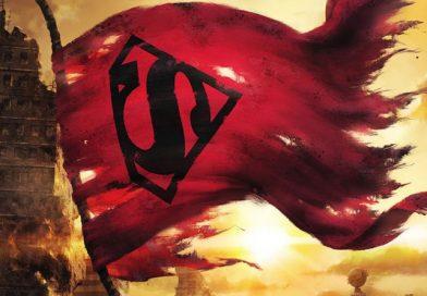 La mort de Superman © Warner Bros. Animation
