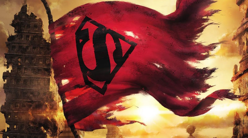 La mort de Superman © Warner Bros. Animation